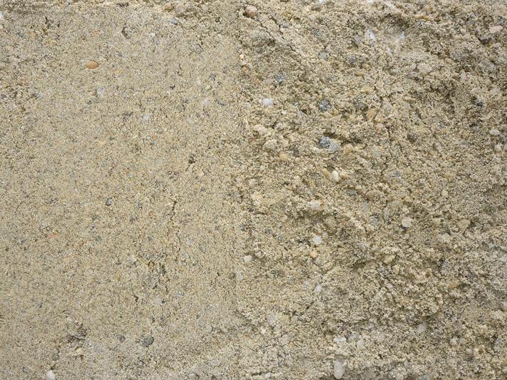 Pijesak granulacije 0-4mm